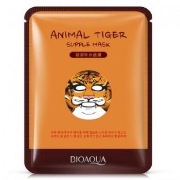 Маска для лица Тигр питательная BIO Animal Tiger Mask (30г)