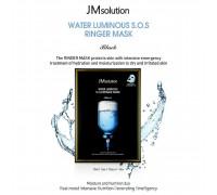 Ультраувлажняющая тканевая маска JMsolution Water Luminous S.O.S. Ringer Mask 30 мл