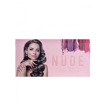 Матовый блеск для губ Nude