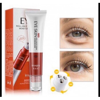 Крем для кожи вокруг глаз с тремя роликами подтягивающий IMAGES Roll-on Eye Cream Moisturizing (20мл)