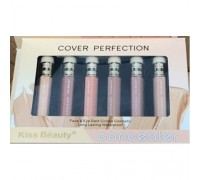 "Консилеры Kiss Beauty ""Cover Perfection"""