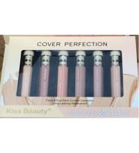 """Консилеры Kiss Beauty """"Cover Perfection"""""""