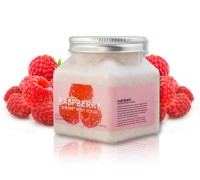 СКРАБ ДЛЯ ТЕЛА С МАЛИНОЙ PRETTY COWRY RASPBERRY SHERBET BODY SCRUB (8120), 350 ML
